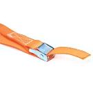強力尼龍綑綁束帶拉緊器1m 二入.高耐度抗拉扯物品固定綑綁帶行李打包貨車貨品棧板束帶固定帶