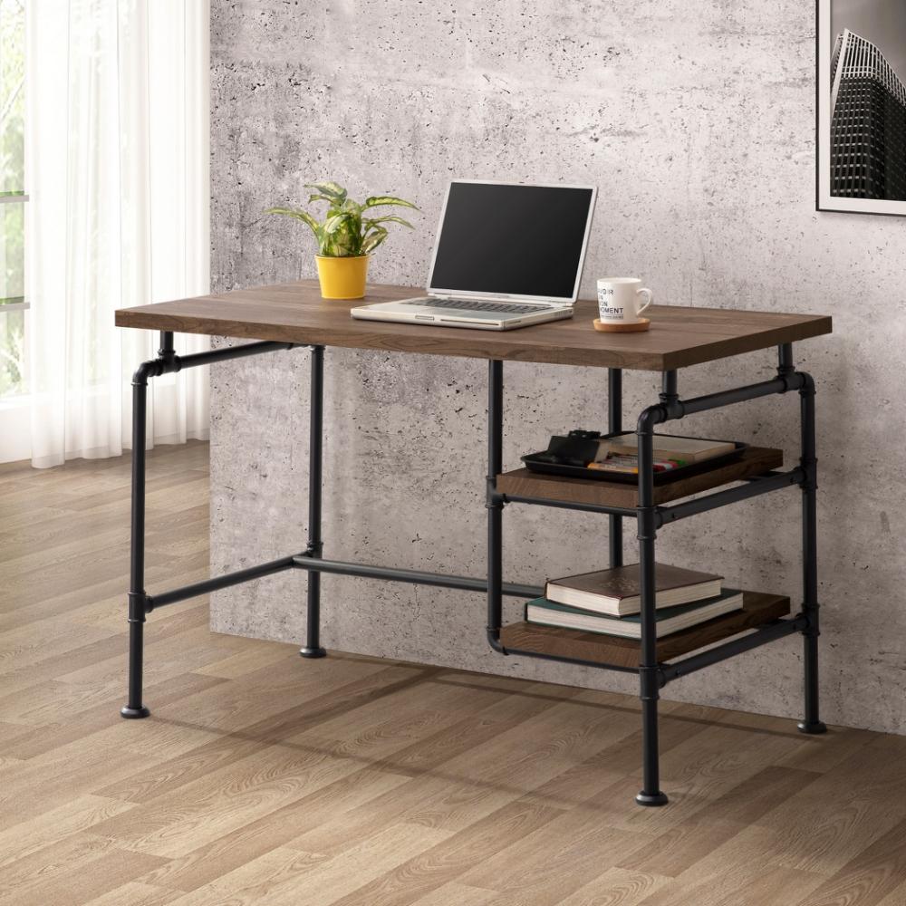 美傢工業風focus水管書桌 (DIY自行組合產品)