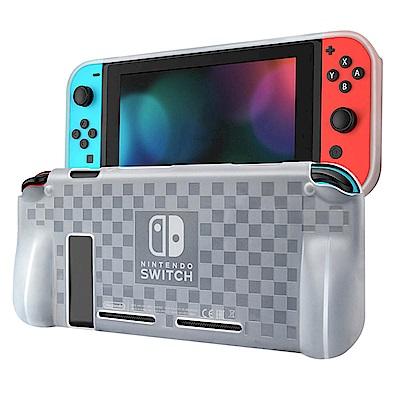 Nintendo任天堂Switch 主機TPU耐震保護殼