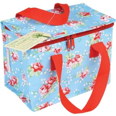 《Rex LONDON》環保保冷袋(英國玫瑰)