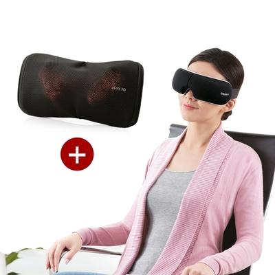OSIM 護眼樂AIR+3D巧摩枕 OS-1202+OS-288