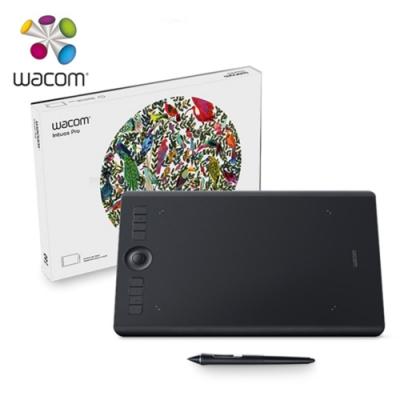 【Wacom】Intuos Pro medium 專業繪圖板 PTH-660/K0