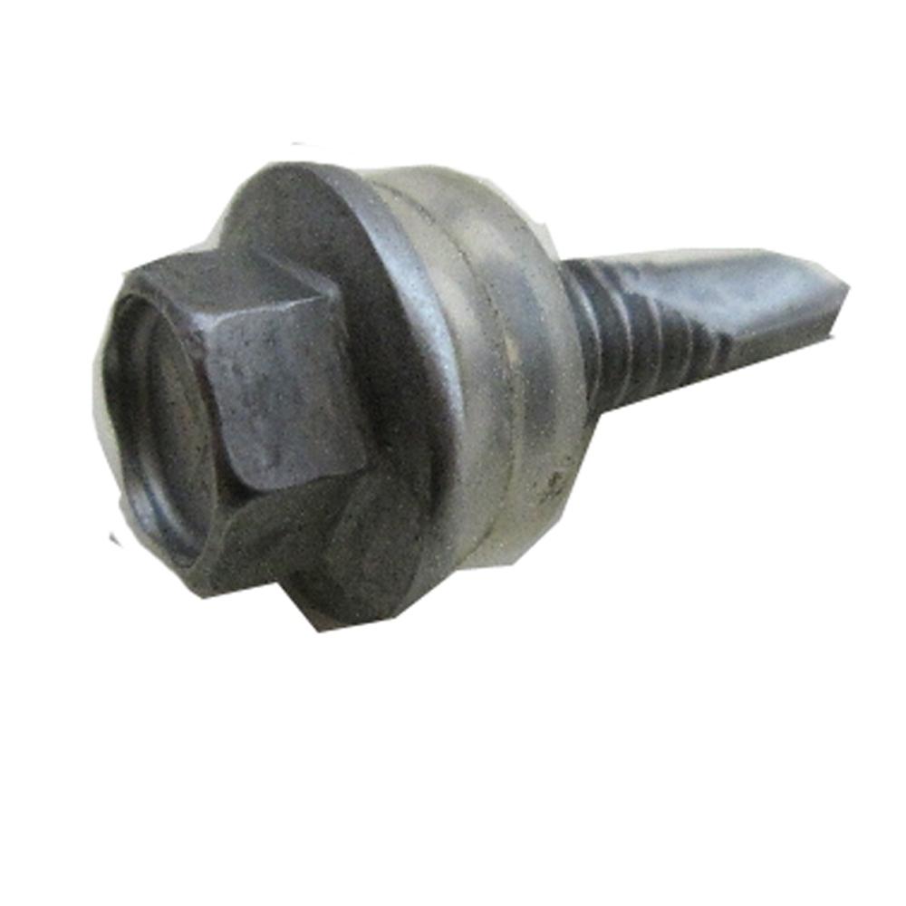 Q16 白鐵六角頭自攻牙螺絲/浪板螺絲攻牙釘 12#x 3/4〞不鏽鋼 (200支/包)
