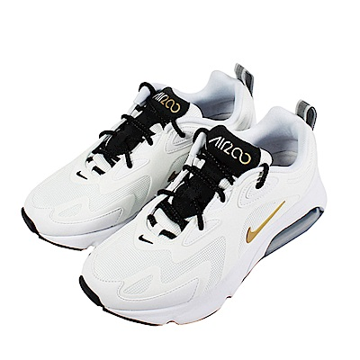 NIKE AIR MAX 200 女慢跑鞋 米白-AT6175102