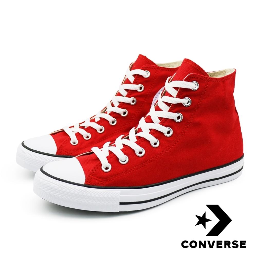 CONVERSE CTAS 男女高筒休閒鞋 165695C 紅
