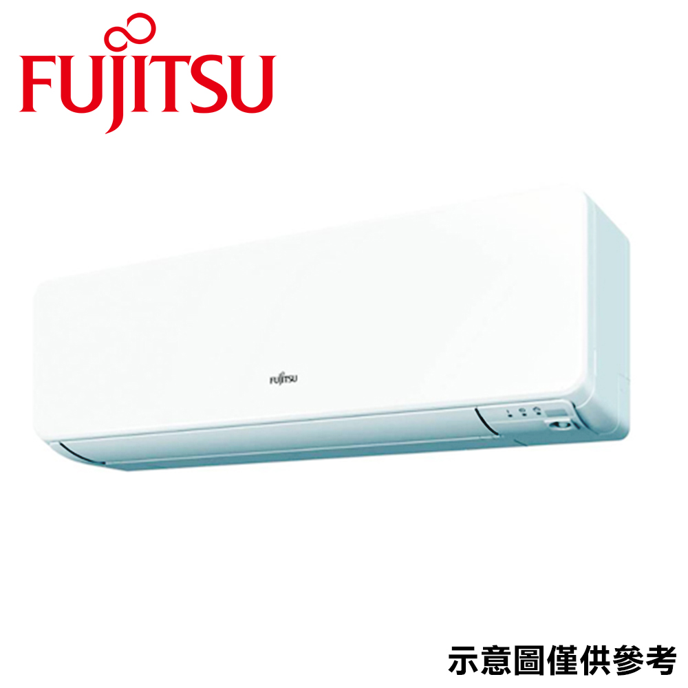 FUJITSU富士通3-5坪R32高級變頻冷暖分離式冷氣AOCG/ASCG-028KGTA