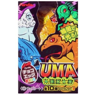 Furuta 奇妙生物代可可脂巧克力蛋[附玩具](20g)(玩具隨機出貨)