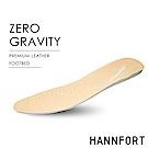 HANNFORT 3mm豚皮加倍透氣減壓鞋墊(ZG專用)