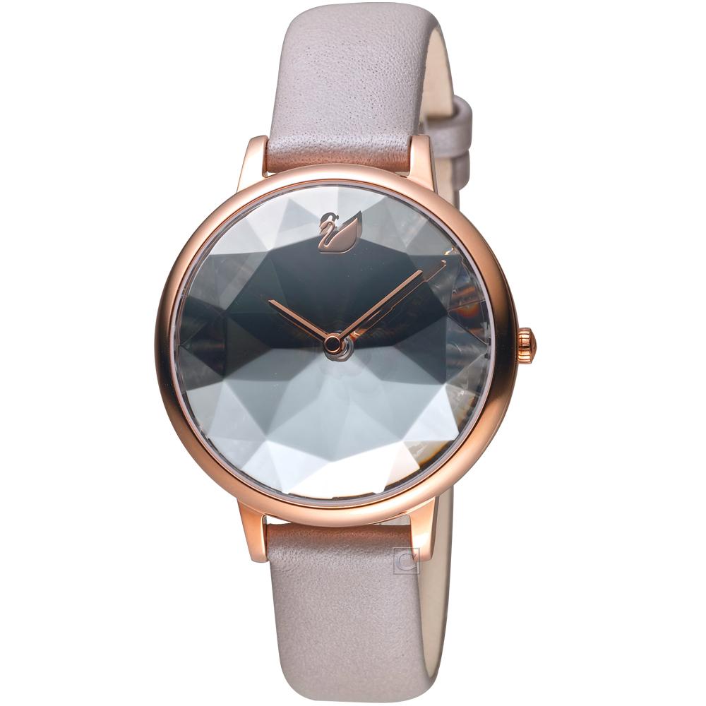 SWAROVSKI 施華洛世奇CRYSTAL LAKE嫵媚腕錶(5415996)