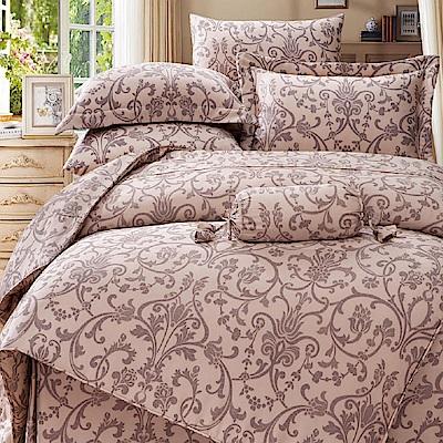 Saint Rose 芙可曼 雙人100%純天絲兩用被套床包四件組