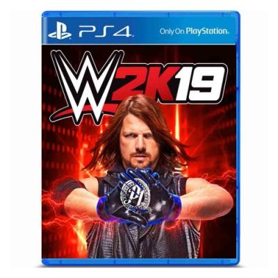 PS4 WWE 2K19 標準版 (英文版)