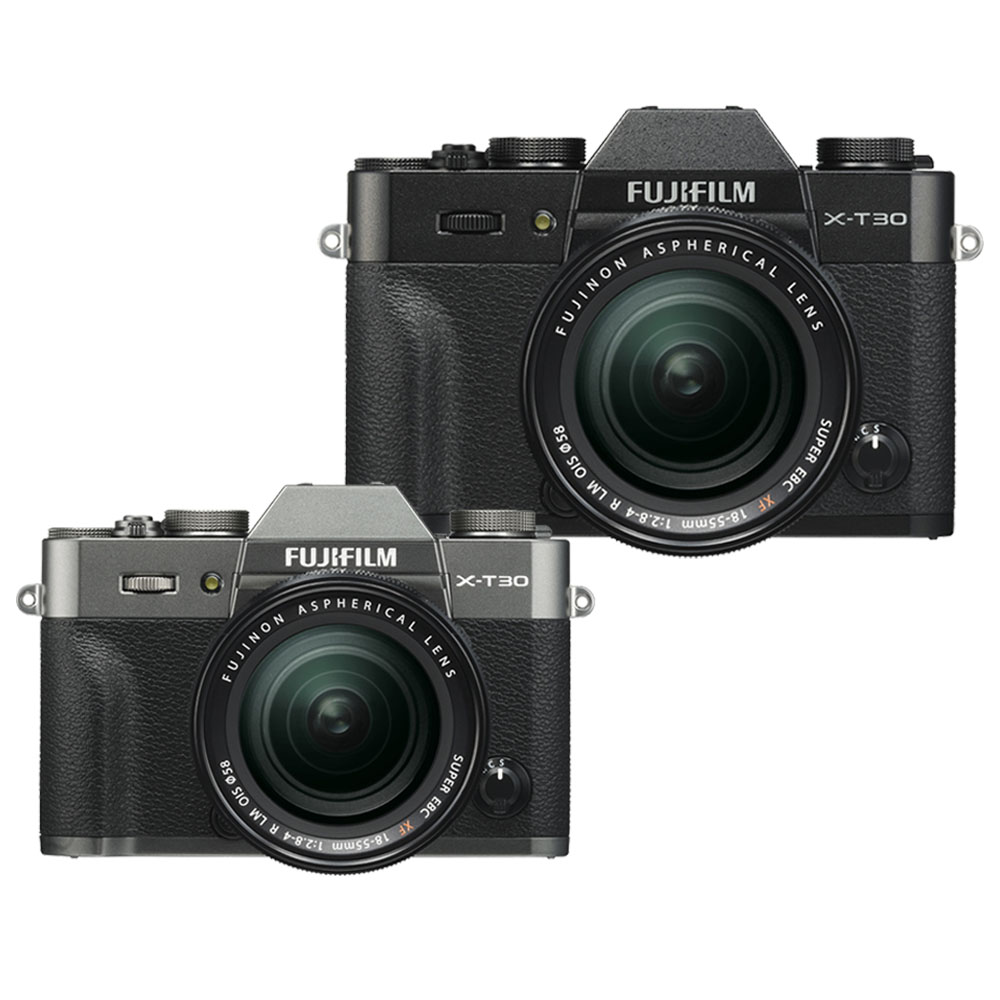 FUJIFILM X-T30+18-55mm單鏡組*(中文平輸)