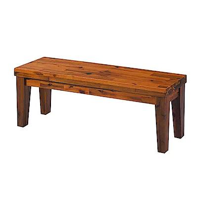 Boden-古寧全實木4尺長凳/椅凳-120x35x45cm