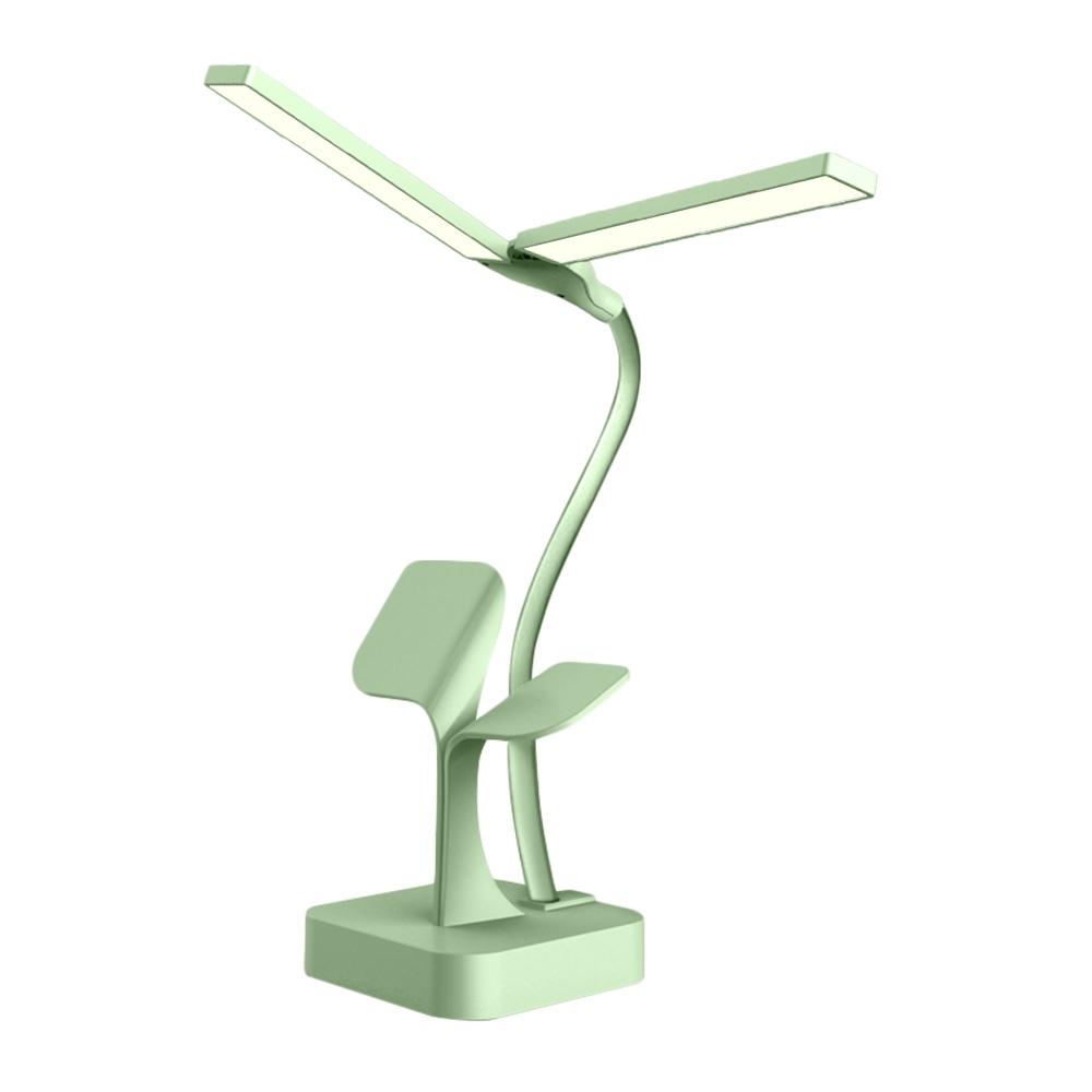 【FJ】雙臂多角度護眼檯燈TD3(可調燈色及亮暗)
