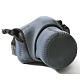 (中號灰黑兩用)彈性輕便相機包輕單微單眼相機內膽包003-1M(立體剪裁,潛水布材質)保護袋相機袋 product thumbnail 1