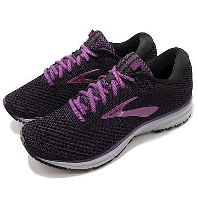 BROOKS 慢跑鞋 Revel 2 女鞋