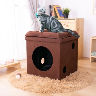 AS-桃樂絲寵物椅-50x50x50cm