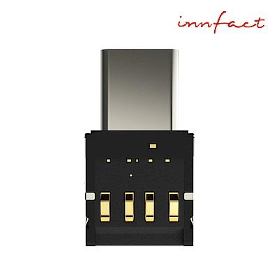 【innfact】 USB-C to USB-A 2.0 OTG 轉接器