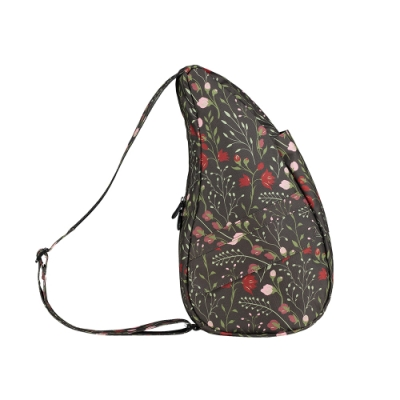 Healthy Back Bag 水滴單肩側背包-S 當代花園