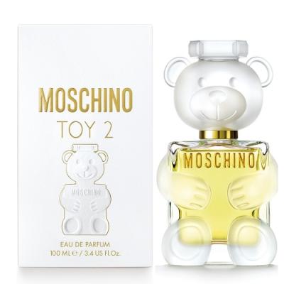 Moschino Toy 2 熊芯未泯 2 女性淡香精 100ml (原廠公司貨)