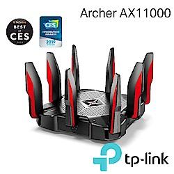 TP-Link Archer AX11000 Giga三頻無線網路wifi電競分