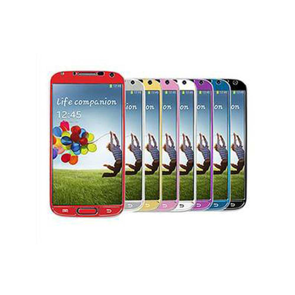 SKINPLAYER Aluminize 鋁框鏡面保護貼 Galaxy S4