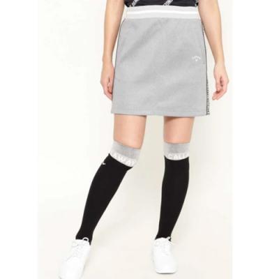 Callaway 運動風女士短裙 灰 252-0128801-022