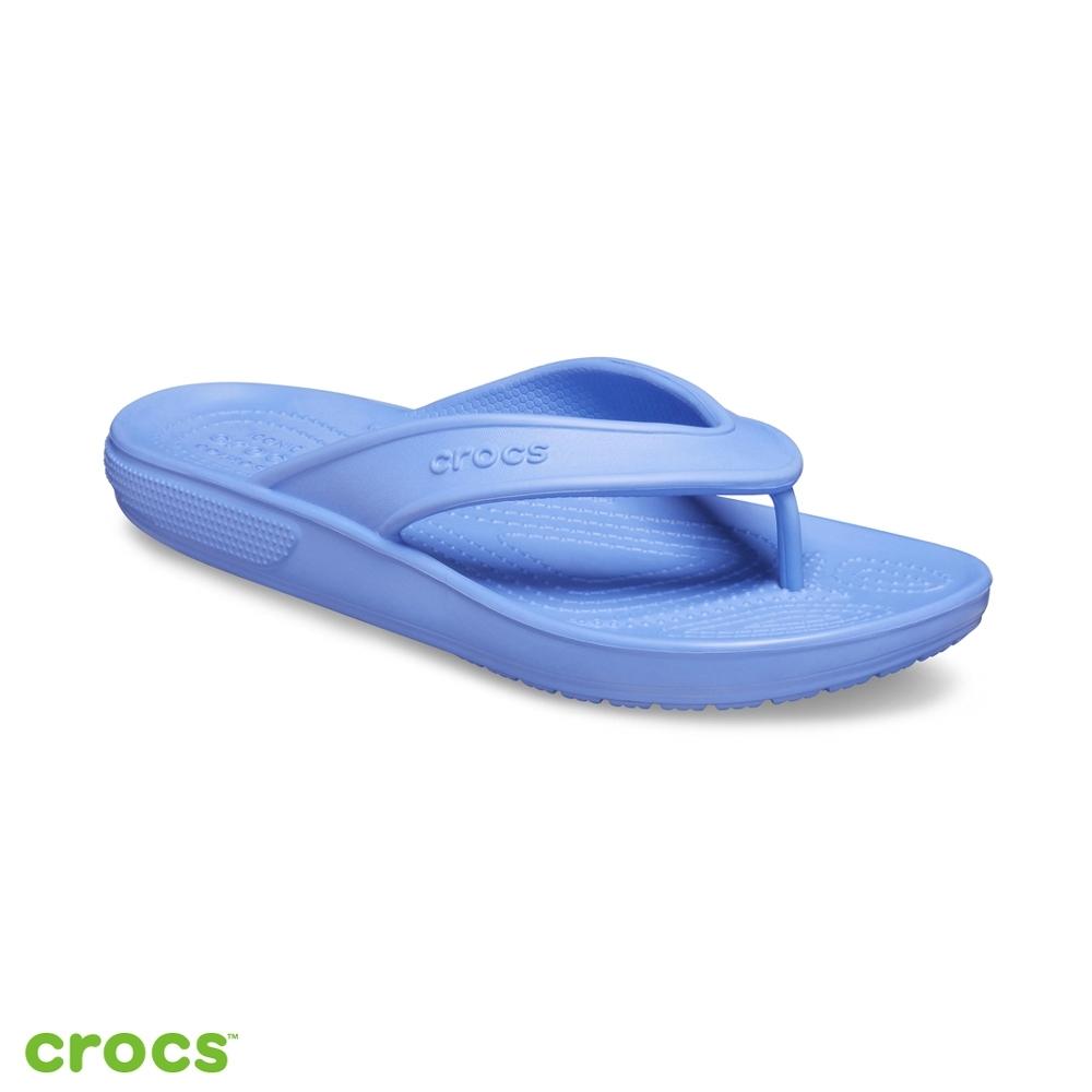 Crocs卡駱馳 (中性鞋) 經典人字拖 206119-434