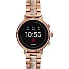 Fossil Q Venture 第四代觸控智能手錶-40mm FTW6011