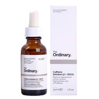 The Ordinary 5%咖啡因 + EGCG兒茶眼部配方 (30ml)