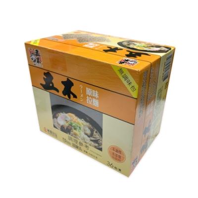 五木 快煮原味拉麵(65gX36入)