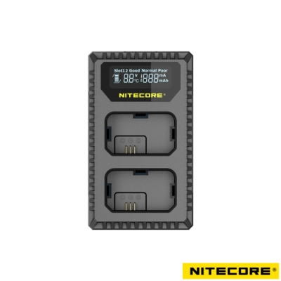 Nitecore USN1 液晶顯示充電器 For Sony NP-FW50
