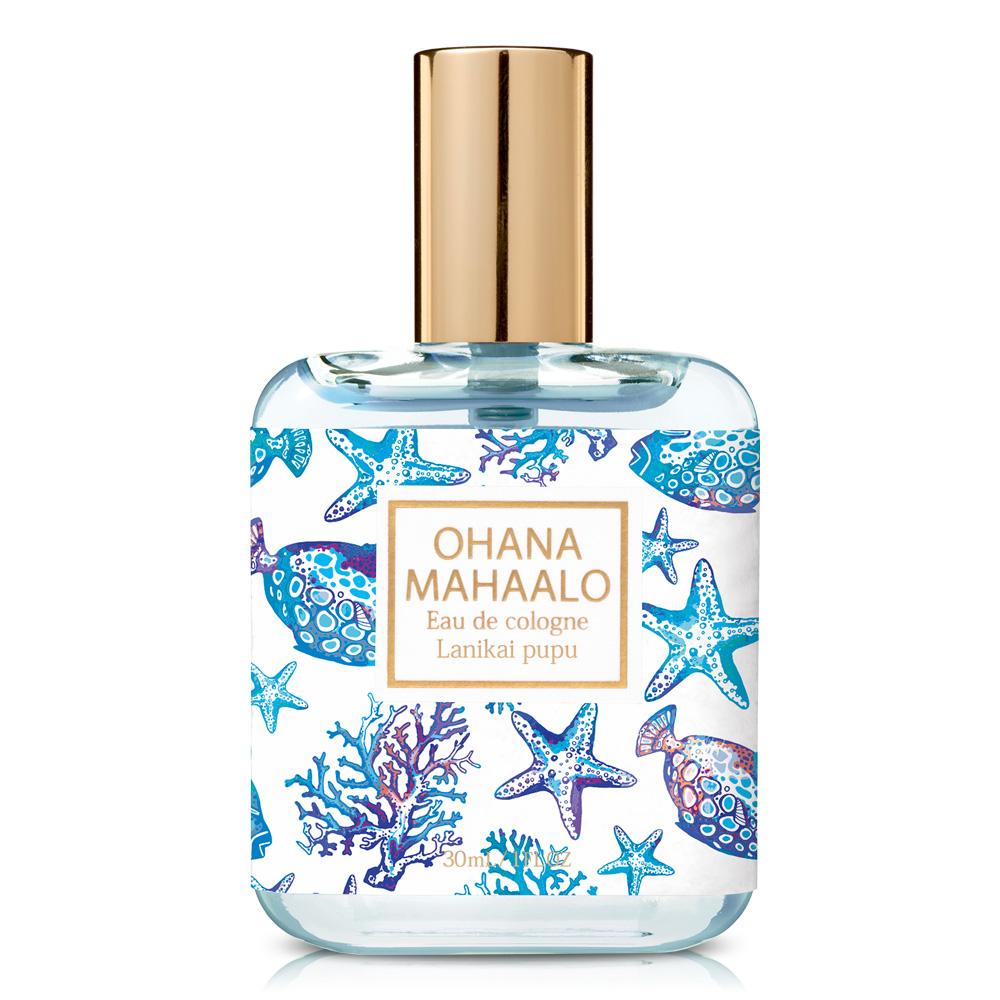 *OHANA MAHAALO 繽紛海洋輕香水30ml