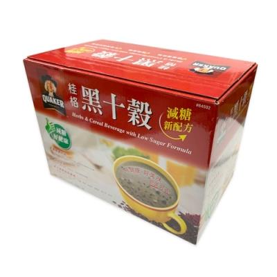 桂格 減糖黑十穀(38gx50包)