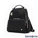 Samsonite新秀麗 Skyler 2.0輕量多口袋印花女性後背包(黑)
