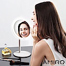 AMIRO Mini 高清日光化妝鏡 - 白