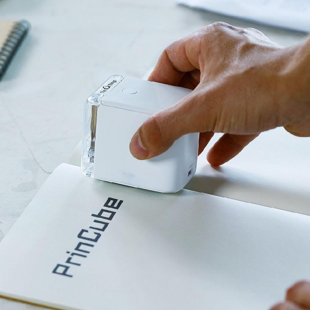 PrinCube 口袋式印刷機