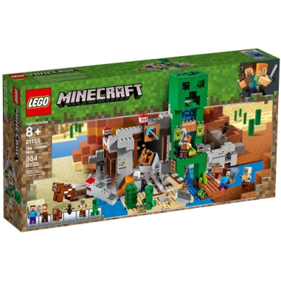 樂高LEGO Minecraft 系列 - LT21155 The Creeper Min