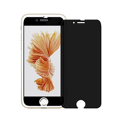 Metal-Slim APPLE iPhone 7 防窺玻璃貼