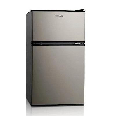 美國 富及第90(L)雙門冰箱FRT-0908M