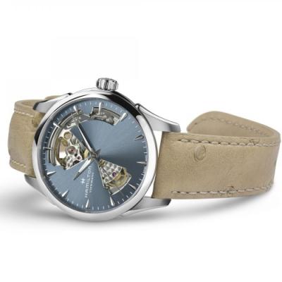 Hamilton 漢米爾頓 OPEN HEART LADY 機械錶(H32215840)36mm