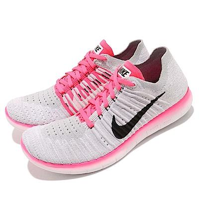 Nike 慢跑鞋 Free Flyknit 女鞋