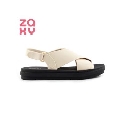 ZAXY ever sport系列交叉涼鞋-白