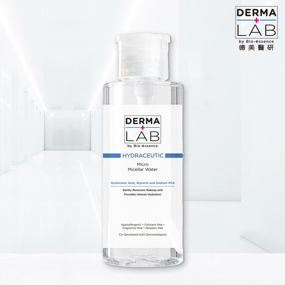 DermaLab德美醫研 微分子舒敏保濕卸妝水400ml