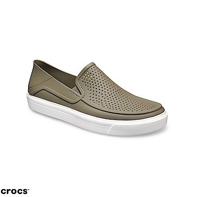 Crocs 卡駱馳 (男鞋) 都會街頭洛卡便鞋  202363-3Q7