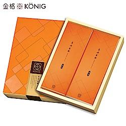 金格 長崎蛋糕禮盒-蜂蜜(2入/盒)