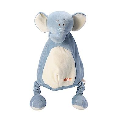 美國miYim有機棉 動物後背包-芬恩象象