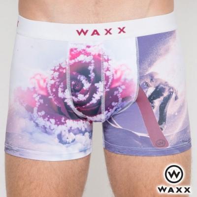 WAXX 雪域風暴-四面超彈性快乾四角男內褲