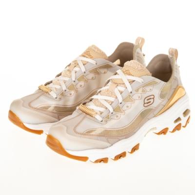 SKECHERS 女休閒系列 后冠之奢 D LITES PREMIUM HERITAGE 限量款復古鞋 - 149495OFWT