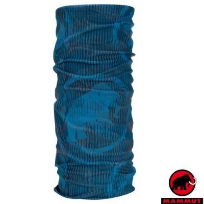 長毛象 Neck Gaiter 高彈力保暖多用途脖圍_水鴨藍/藍寶石